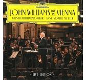 【停看聽音響唱片】【SACD】約翰.威廉斯在維也納 / 慕特小提琴 (2SACD)