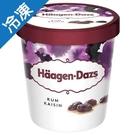 哈根達斯 冰淇淋品脫 蘭姆葡萄 473m...