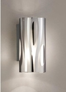 【指定商品滿3000免運】 金屬壁燈 電鍍玻璃美術燈 LED壁燈(不含E27 LED燈泡)10X20X14公分