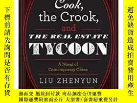 二手書博民逛書店The罕見Cook, the Crook, and the Re