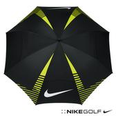 NIKE GOLF 雙層防風防雨 高爾夫球 直立傘 綠 GGA306-007