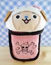 【震撼精品百貨】ONE PIECE&HELLO KITTY_聯名海賊王喬巴&凱蒂貓系列~手機袋A-KT帽