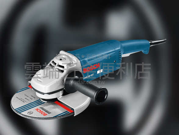 *雲端五金便利店* GWS20-180 平面砂輪機 110V 7英吋 BOSCH