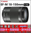 《映像數位》CANON EF-M 18-...