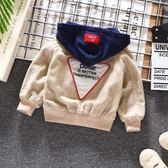 男童外套秋裝新款1-3歲5潮韓版燈芯絨兒童嬰兒寶寶夾克男春秋 滿天星