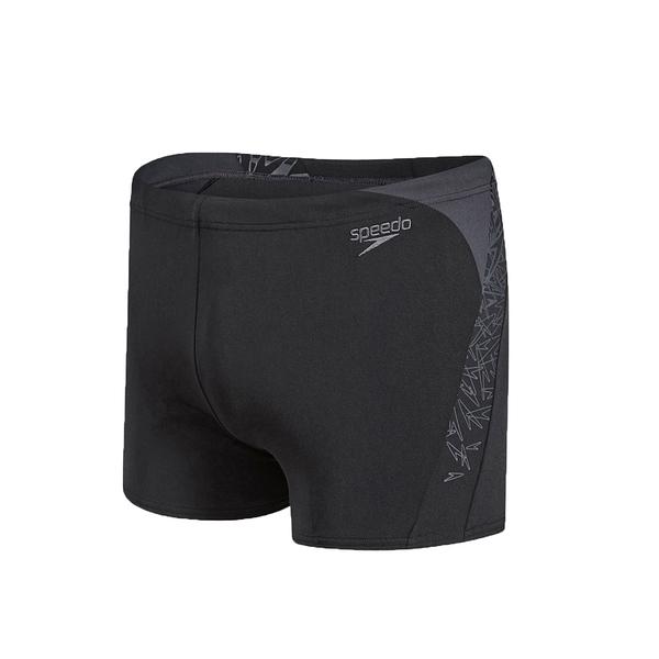 SPEEDO  Boom Splice 男運動四角泳褲(平口泳褲 游泳 海邊≡體院≡ SD810855