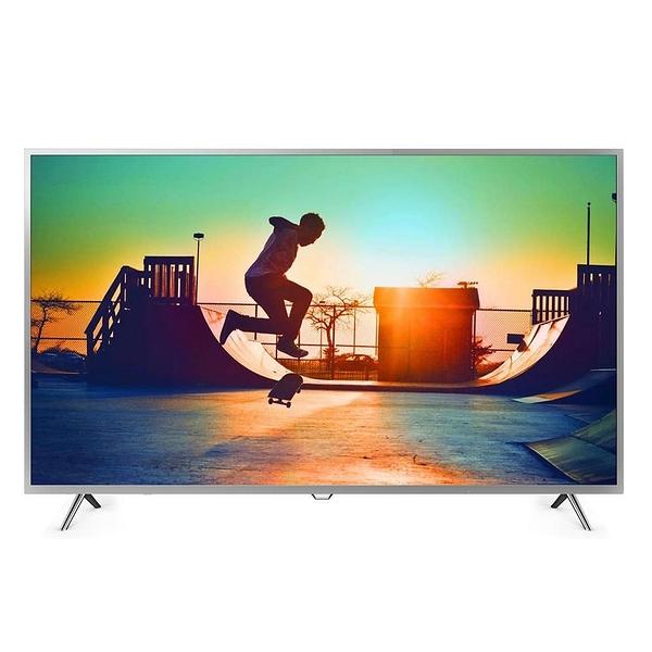 基本安裝+贈聲霸 PHILIPS 飛利浦 65吋4K HDR IPS連網液晶 電視/顯示器+視訊盒 65PUH6003