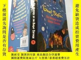二手書博民逛書店the罕見mystery of the burnt cottage:燒毀的小屋之謎Y200392