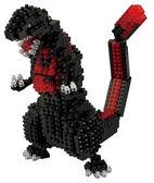 《 Nano Block 迷你積木 》NBCC_059 哥吉拉2016╭★ JOYBUS玩具百貨