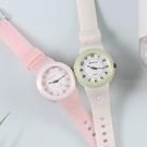 特惠兒童指針手錶兒童手錶電子錶男孩防水防摔小學生女孩石英錶小學生夜光指針式錶