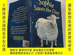 二手書博民逛書店Sophie罕見Saves the Day :蘇菲拯救了這一天.Y200392