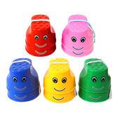 加厚款兒童笑臉踩高蹺鞋 幼兒園親子戶外運動玩具感統訓練器材  寶貝計畫
