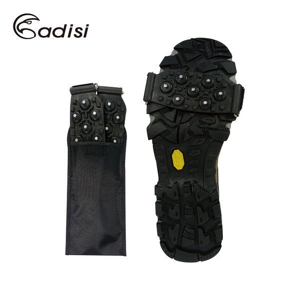 ADISI 簡易型防滑鞋套 AS14148 / 單一尺寸 / 附外袋 / 雪地旅行裝備 / 城市綠洲專賣