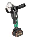拋光機藤原無刷充電角磨機鋰電打磨機電動拋光磨光機小型手磨切割機工具 小山好物