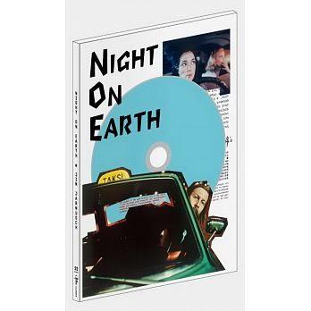地球之夜 DVD  Night on earth  (購潮8)