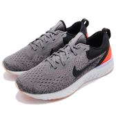 【五折特賣】Nike 慢跑鞋 Wmns Odyssey React 灰 黑 發泡材質 緩震回彈 女鞋 運動鞋【PUMP306】AO9820-004