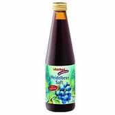 德米得 德國 demeter 維可Voelkel 有機藍莓汁(330ml) 100%
