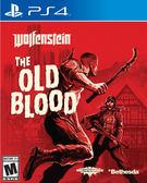 PS4 德軍總部:The Old Blood(美版代購)