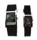 時尚潮流高品質對錶  1對440元  黑白簡約 情人節禮物【Vogues唯格思】C048