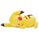 T-ARTS Pokemon GO 寶可夢超巨大睡覺好朋友 皮卡丘_TA70146