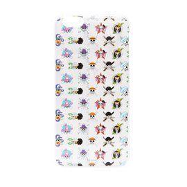 【漢博商城】86hero 海賊王 iPhone 6 Plus 透明硬式保護殼 - 海賊王