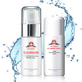 Dr.Satin魚子高水感保濕奇蹟乳35ml&魚子極緻潤白化妝水30ml(換購)