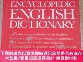 二手書博民逛書店Chambers罕見Encyclopedic English Dictionary 錢伯斯英語百科大辭典Y67