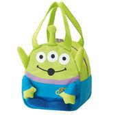 Hamee 日本正版 迪士尼 迷你水壺袋 化妝包 相機包 手機袋 萬用收納包 玩具總動員 (三眼怪) AT37437