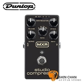 Dunlop M76 音頻壓縮效果器 【MXR/Studio Compressor】