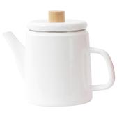 琺瑯茶壺 HOUJUN 1.5L WH NITORI宜得利家居