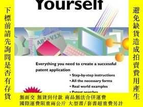 二手書博民逛書店Patent罕見It Yourself (11th Edition)Y256260 David Pressma