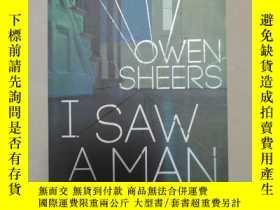 二手書博民逛書店i罕見saw a manY2670 owen sheers ff 出版2015