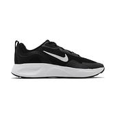Nike Wearallday (GS) 大童 黑白 輕量 透氣 避震 慢跑鞋 CJ3816-002