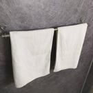 90cm單桿毛巾架 無痕掛勾 不銹鋼 ~只適合宅配 浴室收納 超黏 凹凸牆面可貼 台灣製造 熊好貼