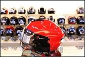 [安信騎士] ZEUS瑞獅安全帽 ZS-125B ZS125B 紅 飛行鏡 遮耳雪帽 內襯可拆洗 多色可選
