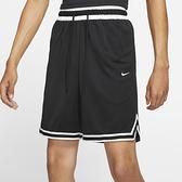 NIKE DRI-FIT DNA 3.0 男裝 短褲 籃球 透氣 抽繩 拉鍊口袋 Swoosh 黑 白【運動世界】DA5845-010
