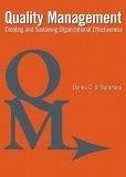 二手書 《Quality Management: Creating and Sustaining Organizational Effectiveness》 R2Y ISBN:0132626438