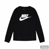 NIKE 女 AS W NSW TEE ESSNTL LS ICN FTR 圓領T(長) - BV6172010