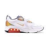 Nike Air Max 200 Se 男款 白灰 復古 氣墊 慢跑 休閒鞋 AT8507-100
