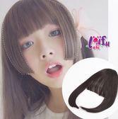 依芝鎂-W113假髮片日本公主流海側短髮瀏海假髮,1片售價168元