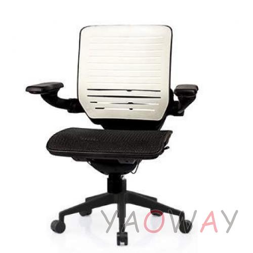 【耀偉】SL-D6 尼龍椅腳-超值功能椅(人體工學椅/辦公椅/電腦椅/網椅)