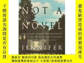 二手書博民逛書店This罕見Is Not a Novel-這不是小說Y465786 Jennifer Johnston Hea