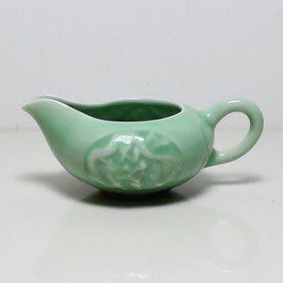 龍泉青瓷 陶瓷茶具 茶壺