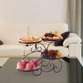 點心盤水果盤客廳果盤創意簡約家用拼盤干果盤糖果盤點心蛋糕盤    都市時尚
