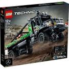 樂高積木 LEGO《 LT42129 》科技 Technic 系列 - 4x4 Mercedes-Benz Zetros Trial Truck / JOYBUS玩具百貨