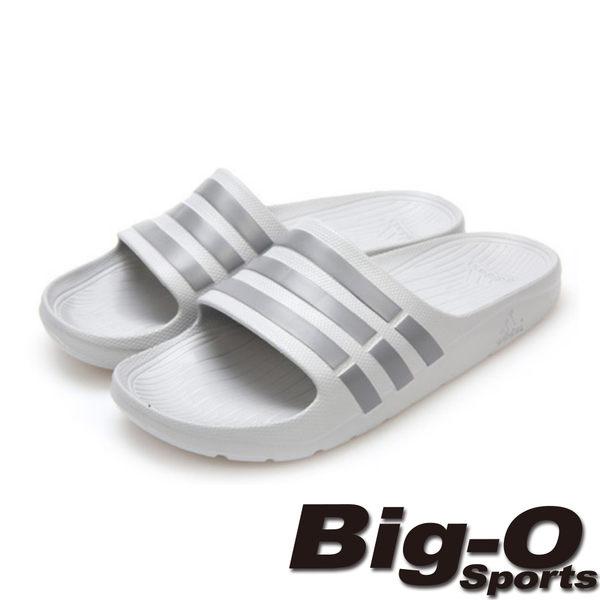 BIG-O 現貨 免運 ADIDAS DURAMO SLIDE 運動拖鞋 B44298