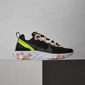 Nike React Element 55 PRM 女鞋 黑 休閒鞋 慢跑鞋 CD6964-002
