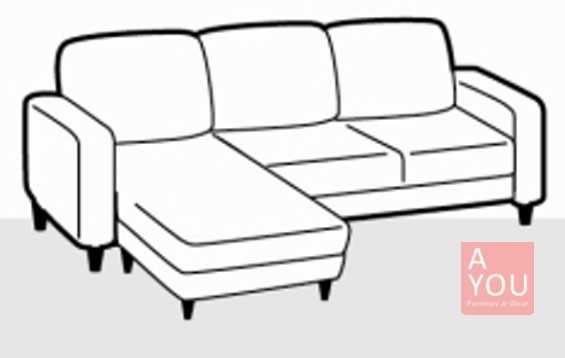 歐克斯小型沙發 布質 大特價 10100元【阿玉的家 2018】新品搶先 大台北免運費
