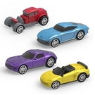 美國【B.Toys】Wonder Wheels系列-1125超級渦輪迴力車隊(WH1125Z)[衛立兒生活館]