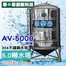 【C.L居家生活館】AV-5000 5噸...